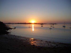 Aber Wrac'h coucher de soleil IMGP1597
